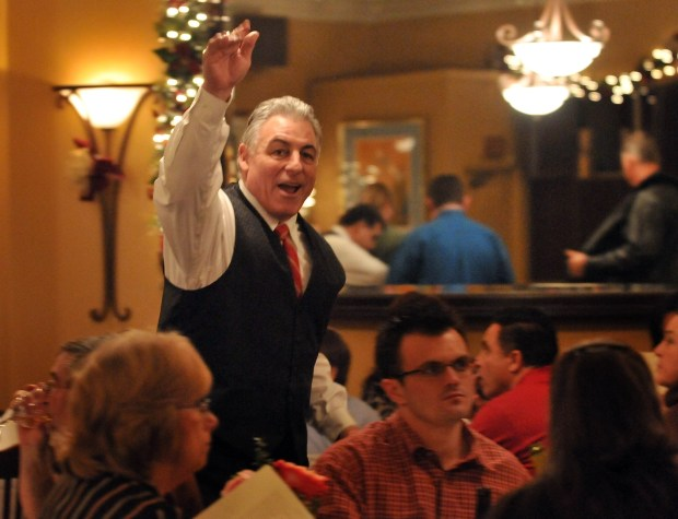 John Papadakis — ex-South Bay restaurateur, USC football star and Petros' dad — has reinvented himself as a Tony Bennett-style crooner