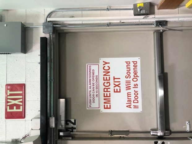 Costco shooting: Emergency-exit doors were designed to wait