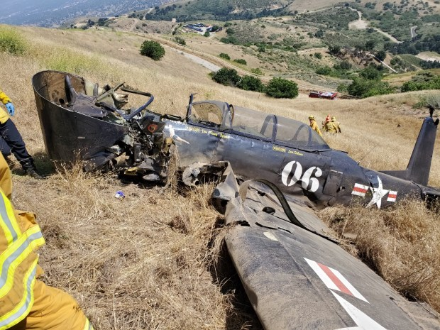 Former San Pedro pilot killed in Porter Ranch plane crash remembered as experienced aviator, teacher and accident investigator