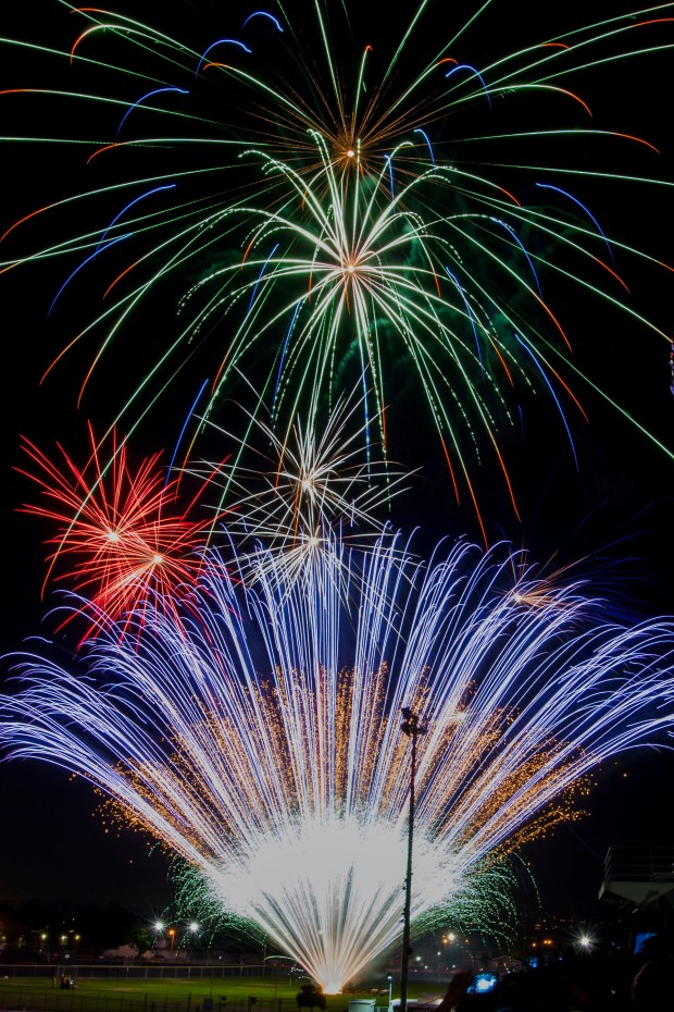 Where you can celebrate July 4th and watch fireworks in