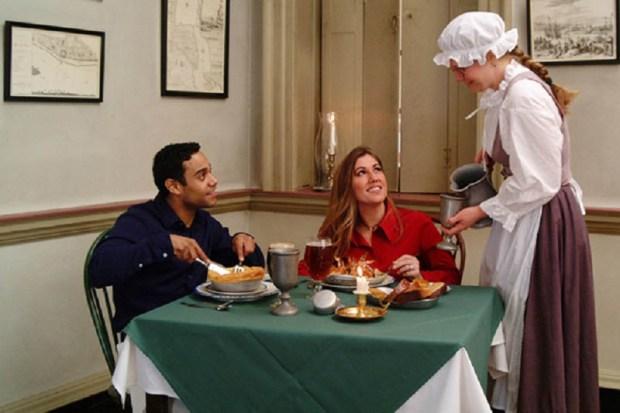 Travel: Eat like George Washington in one of Philadelphia's historic restaurants