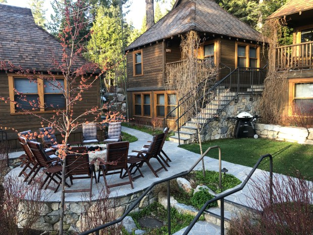 Travel: Lake Tahoe's relaxing side points north