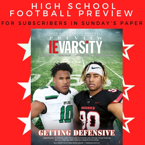 Inland Football Preview 2019: Games to watch – Press Enterprise