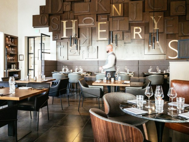 Review Henry S Is The Most Ambitious Restaurant Huntington