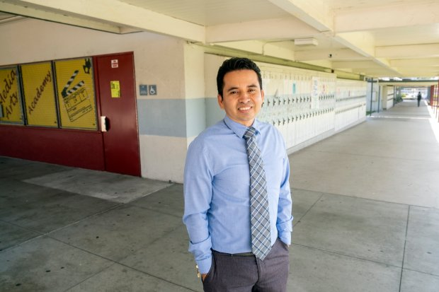 Sun Valley High School is becoming Valley Oaks Center for Enriched Studies