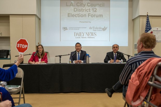 San Fernando Valley voters have much to decide this Election Day