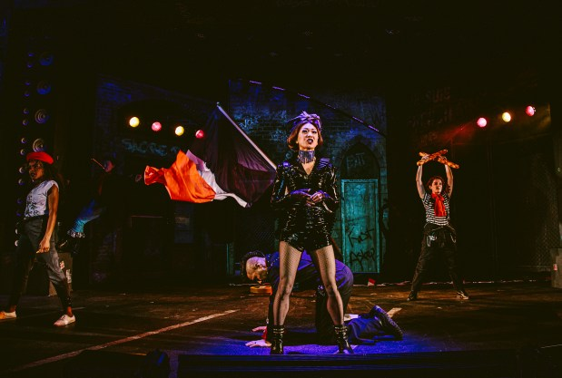 Theater reviews: 'Kinky Boots' goes for the heart, 'The Father' goes for the gut, 'Revenge Song' goes for the gusto