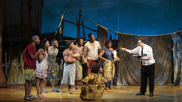 Theater reviews: 'The Book of Mormon' rings true, 'Frankenstein' steps up and 'The Winter's Tale' springs forth