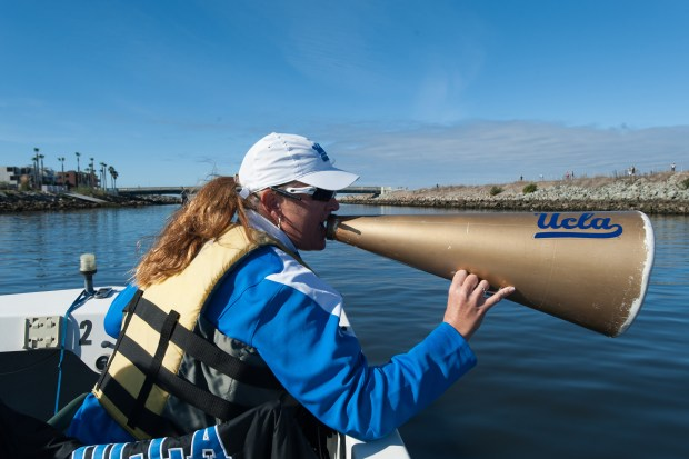 Coronavirus cancels UCLA women's rowing team's season after one competition