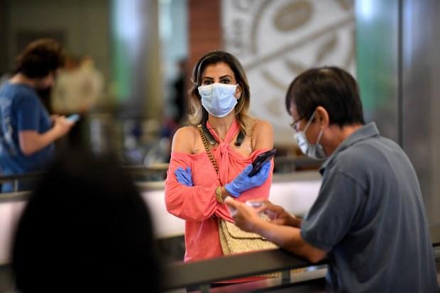 'Preparation, not panic,' LA's city leaders declare, on coronavirus
