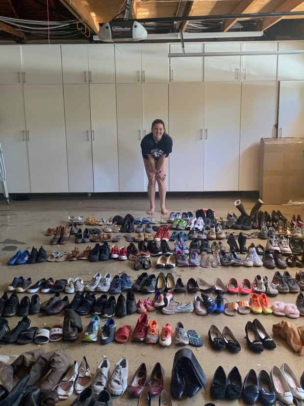 Sierra Canyon's Lindsay Sobel started own charity to shoe the homeless