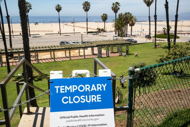 Which beaches are open or closed? List of rules and info for the Southern California coast
