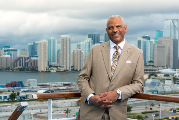 Carnival CEO says cruise industry will be able to navigate through coronavirus crisis