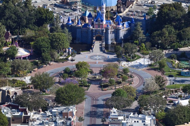 Park Life: What Disney World's reopening plan means for Disneyland and making visitors feel safe again