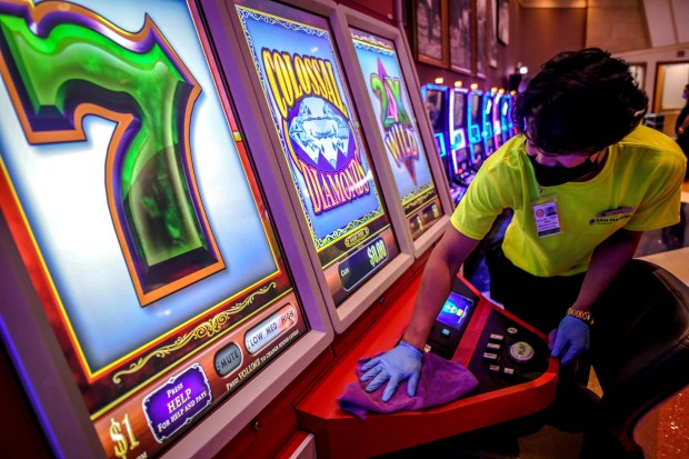 Casino Insider: San Manuel Casino is the final tribal casino to reopen