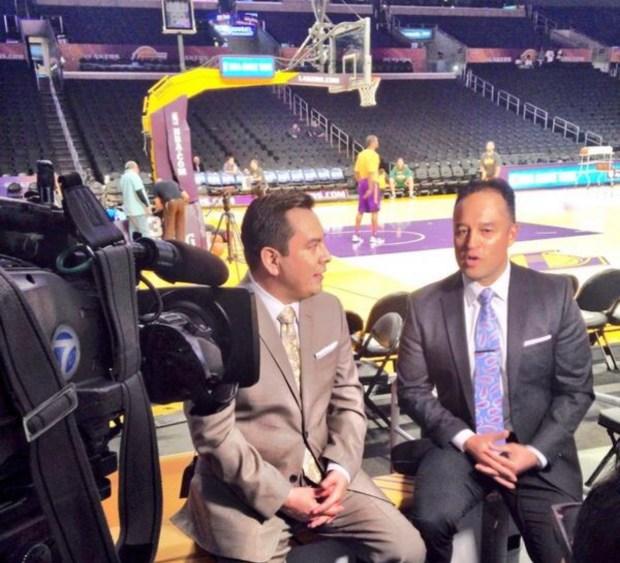 Chargers reunite Francisco Pinto, Adrian Garcia-Marquez to grow Latino fan base