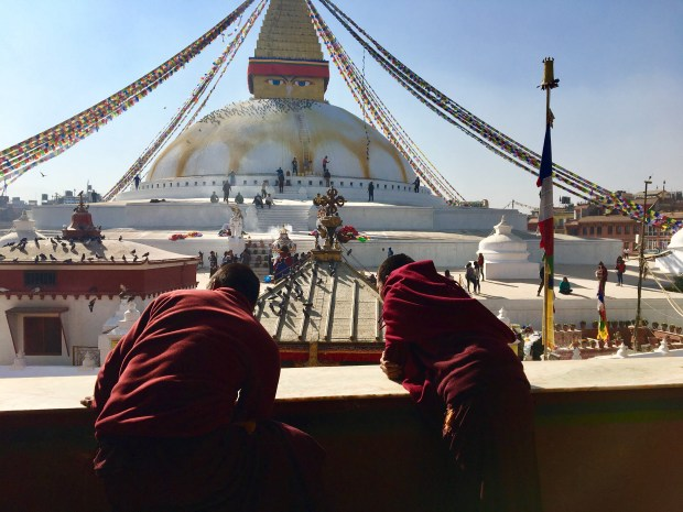 Frumpy Middle-aged Mom: How I accidentally ended up in Nepal