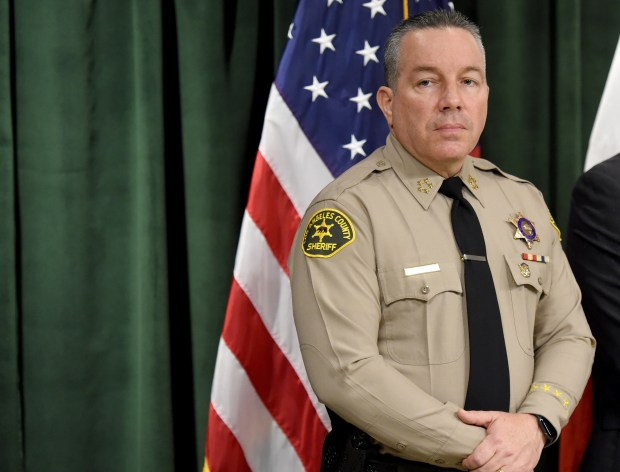 L.A. County sheriff searches offices of LA Metro, oversight board member in criminal probe