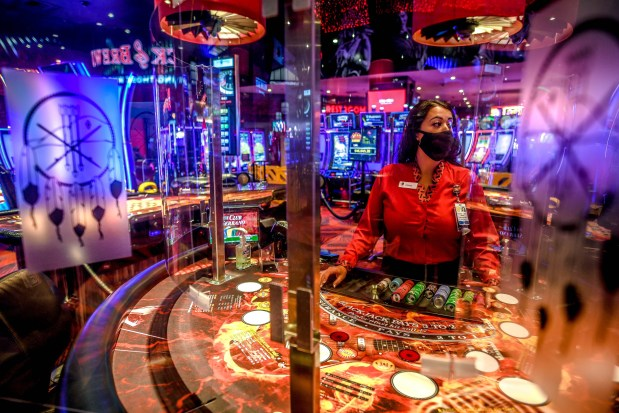 Casino Insider: How table games have changed during the pandemic