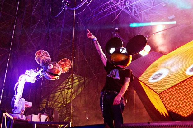Festival Pass: Spend NYE in a parking lot with Deadmau5; how to snag Coachella swag