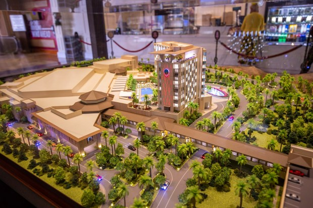 Casino Insider: What 2021 means for casino construction in Southern California and Las Vegas
