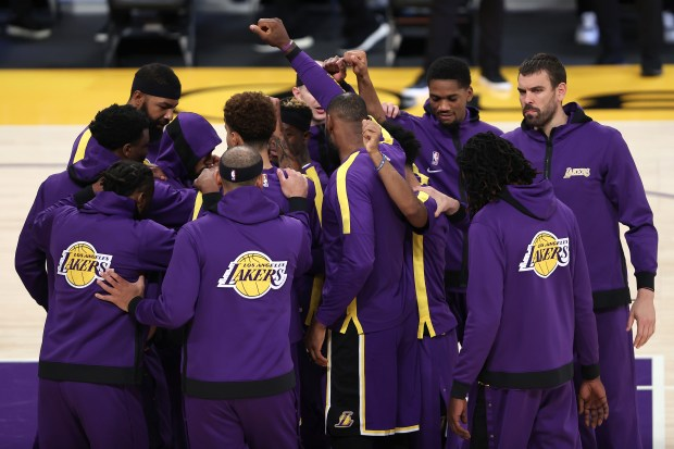 Dynasty in the making? Lakers see the pieces to pick up where the Warriors left off