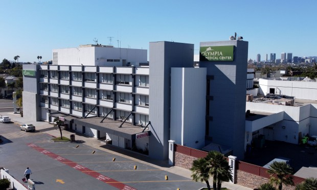 LA County, city officials urge Olympia Medical Center operator to remain open during pandemic