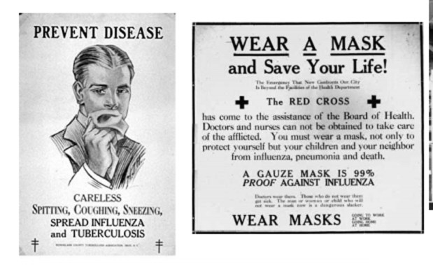 Now and 100 years ago, pandemics are (mostly) painful for high school sports