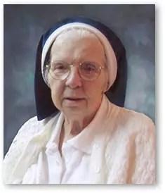 In Memoriam: Sister Virginia Catharine Jarczynski, SC