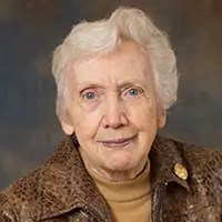 In Memoriam: Sister Margaret Beaudette, SC