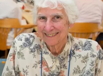 A Conversation with Sister Dorothy Emanuel