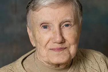In Memoriam: Sister Marita Regina Bronner