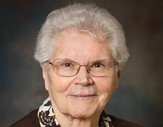 In Memoriam: Sister Grace Henke, SC