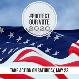 Take Action to Protect Our Vote