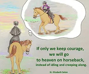 To Heaven on Horseback