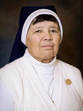 Sister Mary Christine Rogers, SC