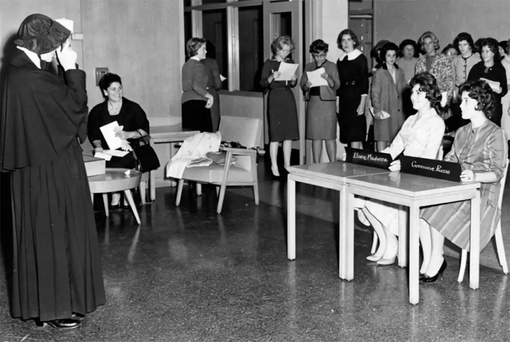 Elizabeth Seton College — An Educational First, 60 Years Ago