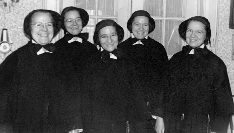 A Family of Faith—The Sisters of Charity & the Donachie Family