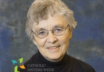 Catholic Sisters Week Spotlight: Sister Margaret Donegan, SC