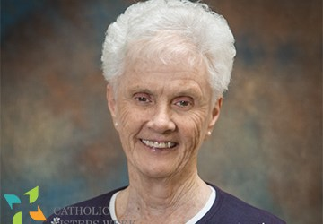 Catholic Sisters Week Spotlight: Sister Ann Costello, SC