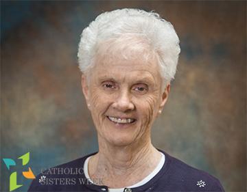 Catholic Sisters Week Spotlight: Sister Ann Costello, SC