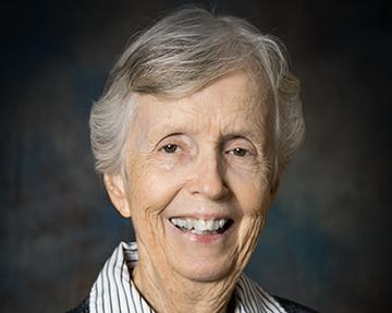 In Memoriam: Sister Elizabeth Judge, SC