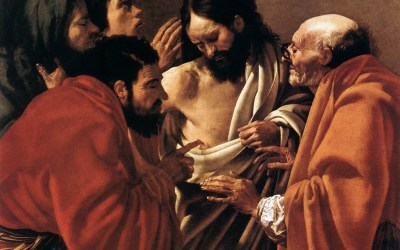April 11, 2021 — 2nd Sunday of Easter (Divine Mercy Sunday)