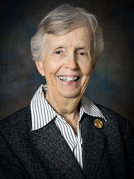 Sister Elizabeth Judge, SC
