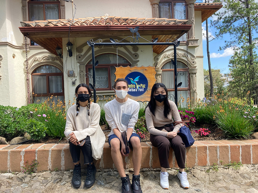 A Summer to Remember: Cooper Union Students at the Barbara Ford Peacebuilding Center