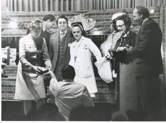Employee Christmas Party, 1972