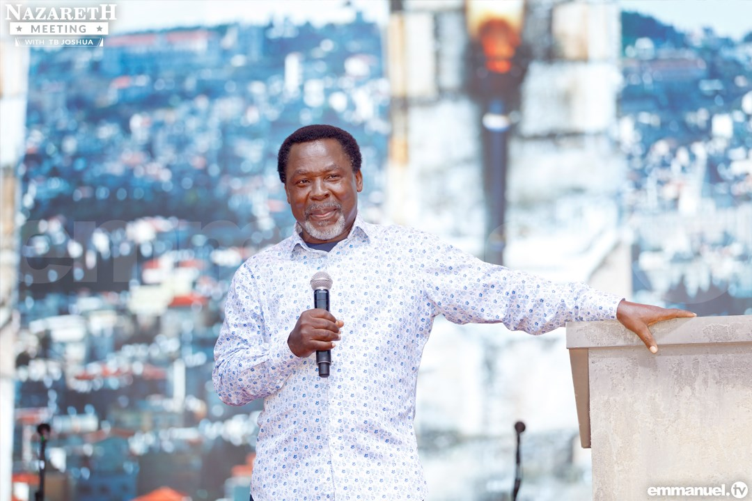 June 2019 – THE TB JOSHUA'S BLOG