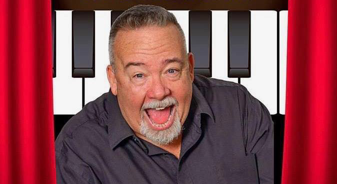 """Michael McAssey Hosts """"PIANO BAR LIVE!"""" Live-Stream Show on Facebook"""