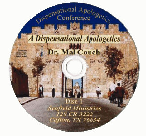 Dispensational Apologetic Conference CDS