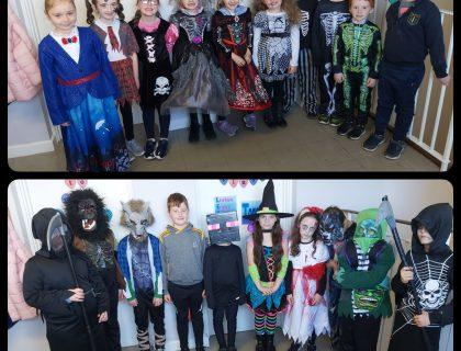 Halloween – Rang 1 & 2
